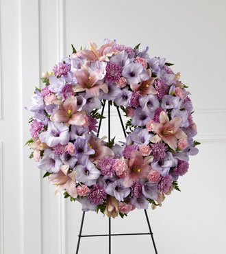 FTD® Sleep in Peace™ Wreath