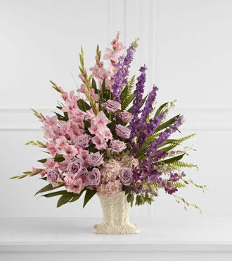 FTD® Flowing Garden™ Arrangement-Better