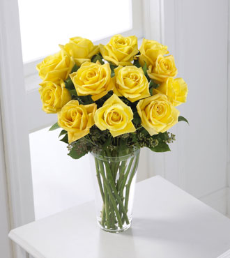 FTD® Yellow Rose Bouquet