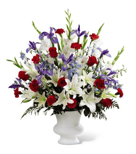 FTD® Cherished Farewell™ Arrangement-Best