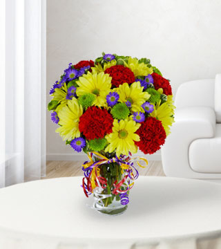 Best Wishes Bouquet - Great