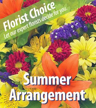 Florist Choice - Summer - Greatest