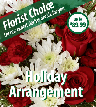 Florist Choice - Holiday
