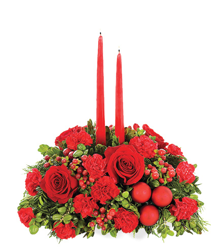 Merry and Bright Centerpiece - Greater