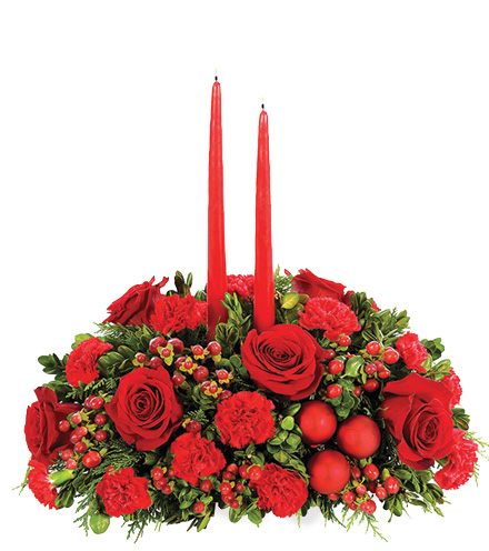 Merry and Bright Centerpiece - Greatest