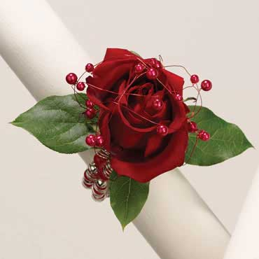 Rose Rhapsody Wrist Corsage