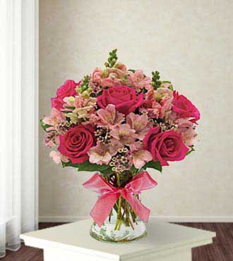 Pink Petals Bouquet