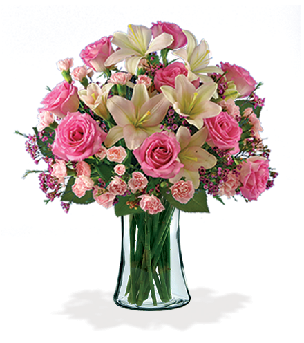 Pink Celebration Bouquet - Greatest