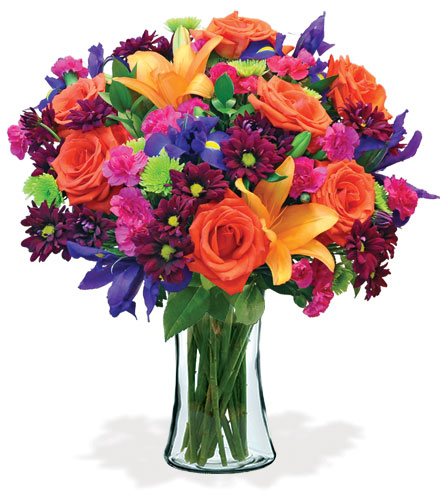 Vibrant Garden Bouquet - Greatest