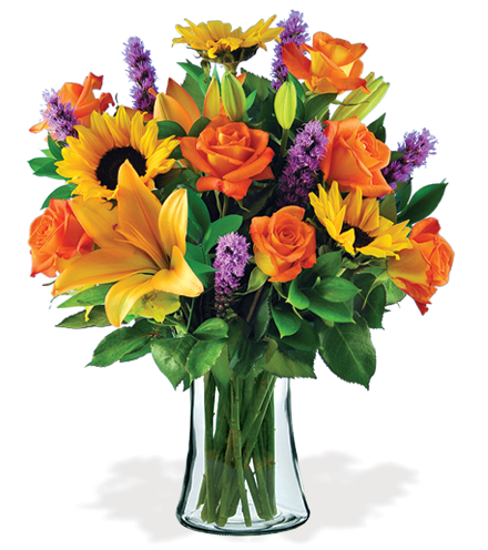 Fun In The Sun Bouquet - Greater