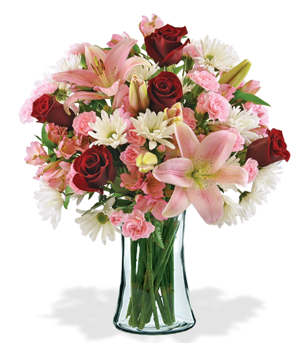 Be My Valentine Bouquet - Greater