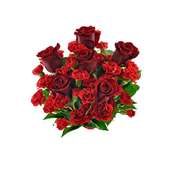 Red Hot Romance Bouquet - Great