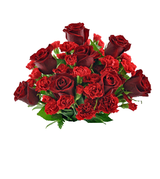 Red Hot Romance Bouquet - Greater