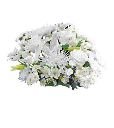Classic White Bouquet - Great