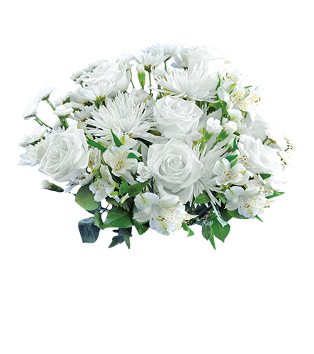 Classic White Bouquet - Greatest