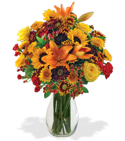 Autumn Harvest Bouquet - Greater