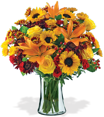 European Autumn Harvest Bouquet - Greatest