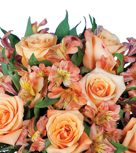 Blazing Bonfire Bouquet - Great