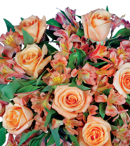 Blazing Bonfire Bouquet - Greater