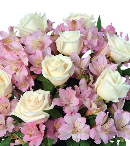 Pink Pearls Bouquet - Greatest