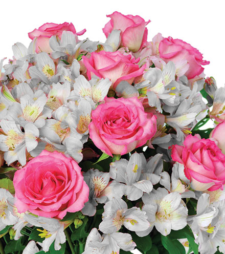 Shimmering Blush Bouquet - Greatest