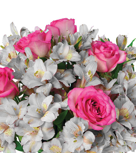 Shimmering Blush Bouquet - Great