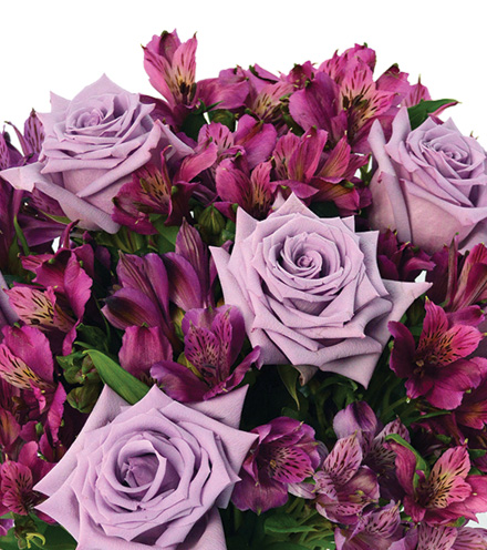 Twilight Lavender Skies Bouquet - Great