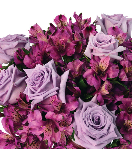 Twilight Lavender Skies Bouquet - Greater