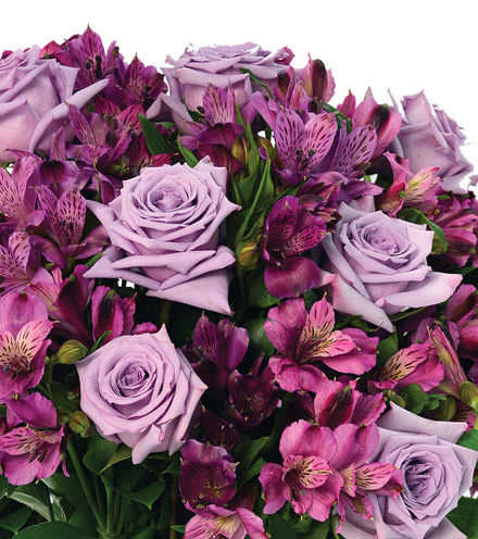 Twilight Lavender Skies Bouquet - Greatest