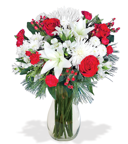 Holiday Traditions Bouquet - Great