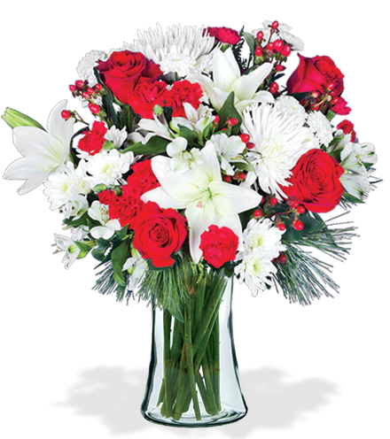 Holiday Traditions Bouquet - Greater