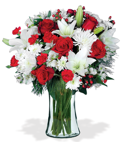 Holiday Traditions Bouquet - Greatest