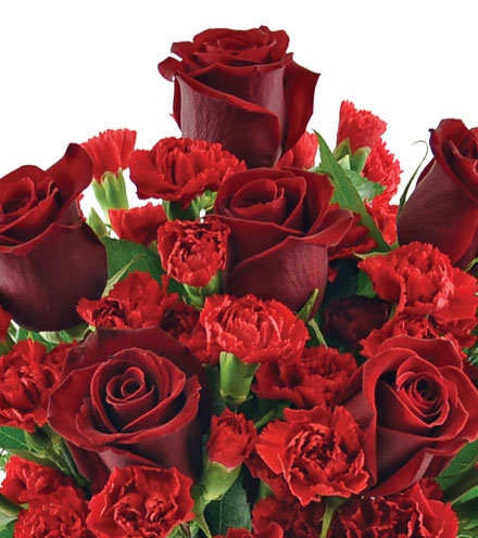 Stunning Red Bouquet - Greater