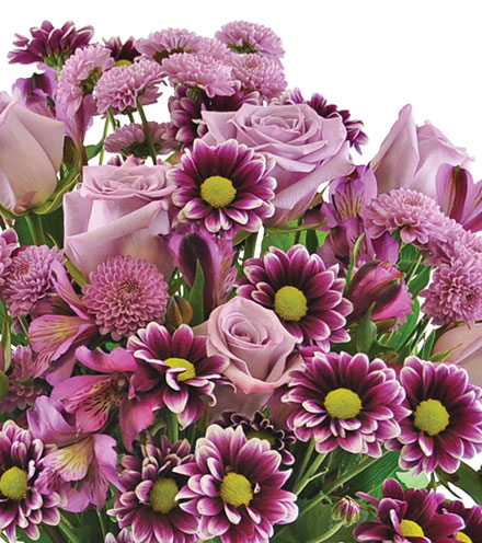 Purple Passion Bouquet - Great