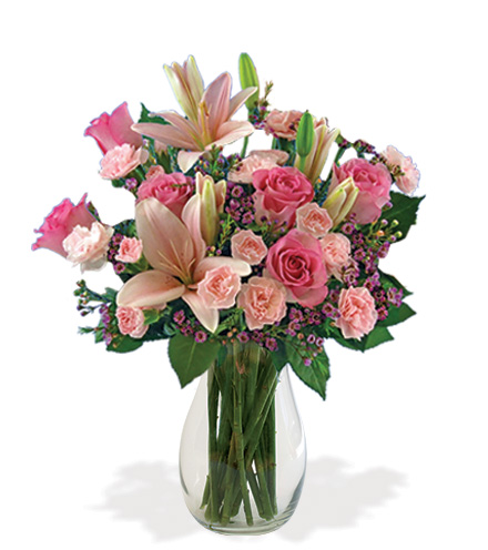 Pink Celebration Bouquet