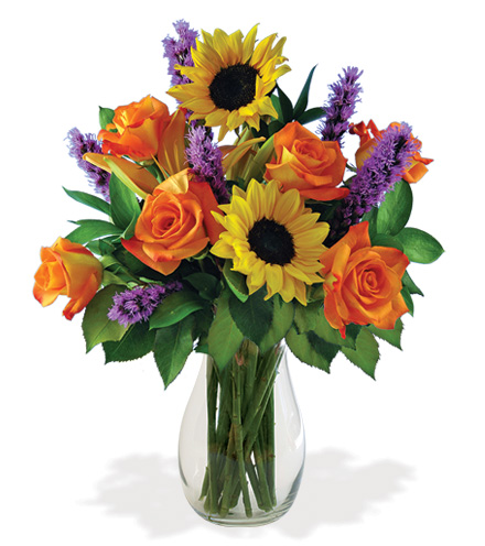 Fun In The Sun Bouquet