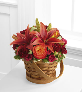 FTD® Abundant Harvest™ Basket - Great
