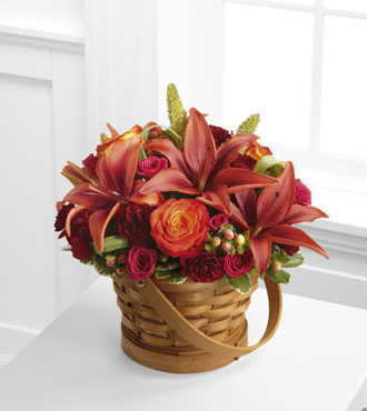 FTD® Abundant Harvest™ Basket - Greater