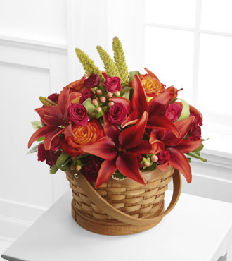 FTD® Abundant Harvest™ Basket - Greatest