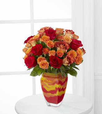 FTD® Abundant Rose™ Bouquet