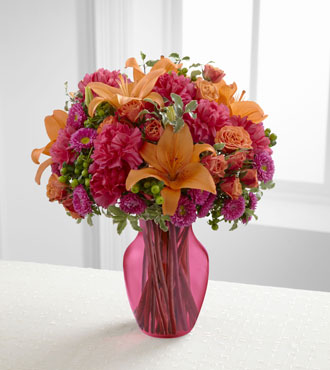 FTD® All Is Bright™ Bouquet - Greatest