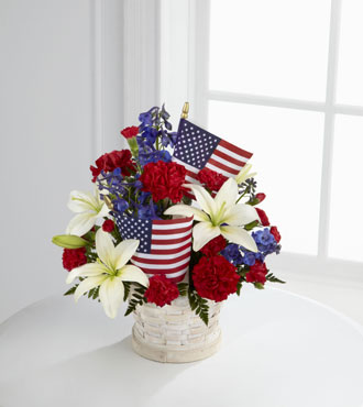 FTD® American Glory™ Bouquet - Great