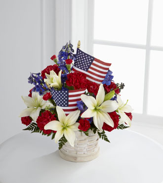 FTD® American Glory™ Bouquet - Greater