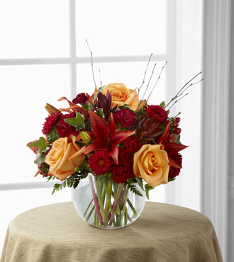FTD® Autumn Beauty™ Bouquet - Great