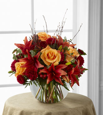 FTD® Autumn Beauty™ Bouquet - Greater