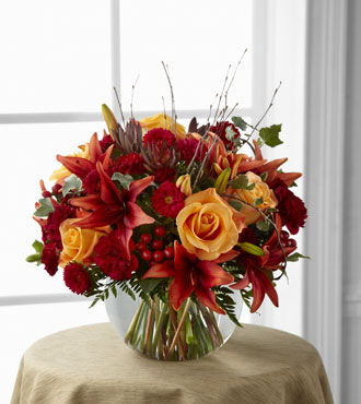 FTD® Autumn Beauty™ Bouquet - Greatest