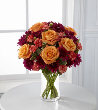 FTD® Autumn Treasures™ Bouquet From  $75