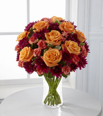 FTD® Autumn Treasures™ Bouquet - Greater