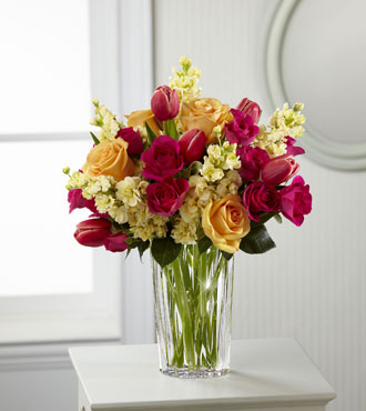 FTD® Beauty and Grace™ Bouquet by Vera Wang - Greater
