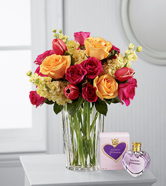 FTD® Beauty and Grace™ Bouquet by Vera Wang with Fragrance